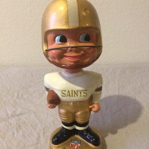 New Orleans Saints 1965 Series Vintage Bobblehead